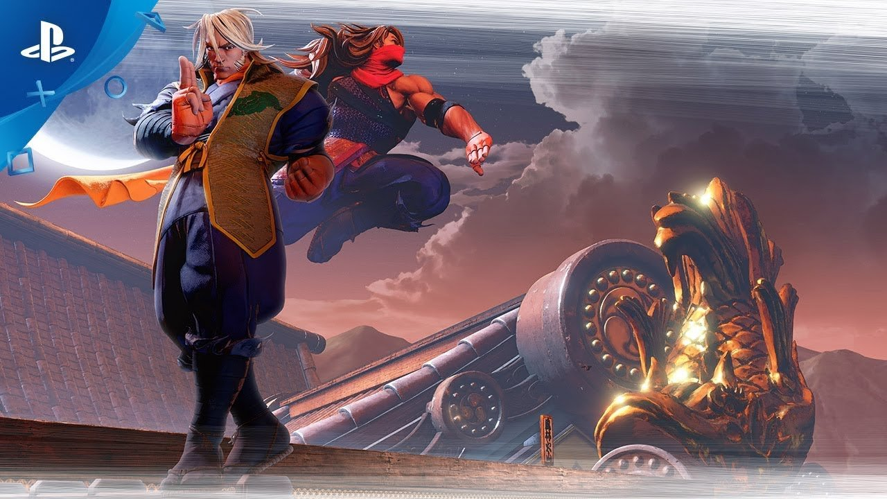 Street Fighter V Zeku
