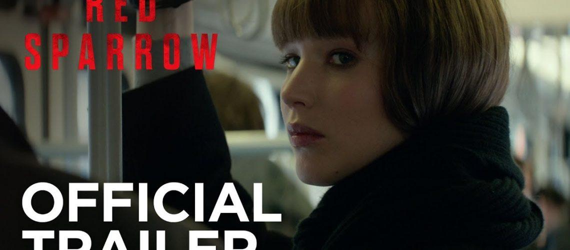 Red Sparrow: le trailer du nouveau thriller de Jennifer Lawrence