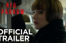 Red Sparrow: le trailer du nouveau thriller de Jennifer Lawrence