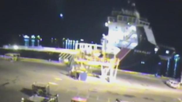 Un objet lumineux s'écrase près de Saint-Jean de Terre-Neuve
