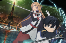 Sword Art Online: Ordinal Scale, Alicization et Fatal Bullet