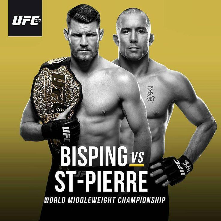 UFC 217 Embedded