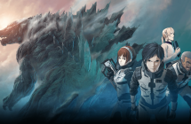 Godzilla: Planet of the Monsters: Destruction imminente sur Netflix!