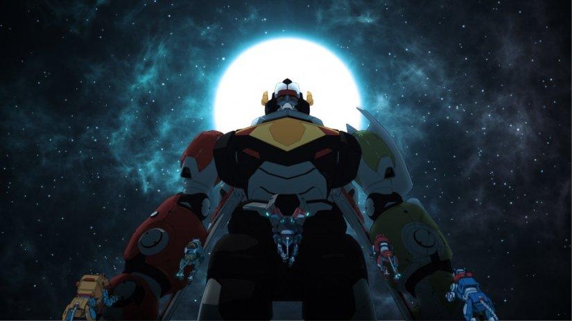 Voltron saison 4: la série animée revient vendredi sur Netflix