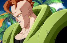 Dragon Ball FighterZ: une bande-annonce dédiée à C-16