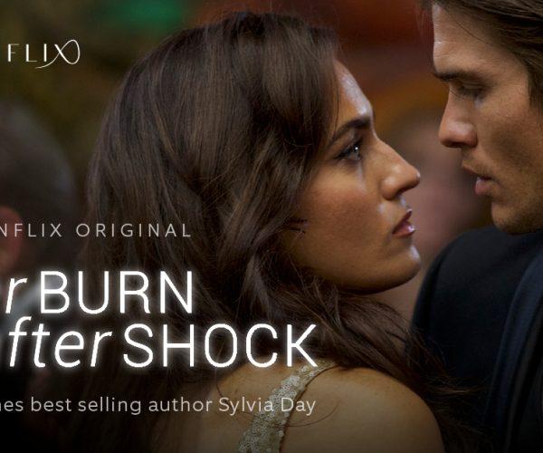Afterburn & Aftershock: le roman de Sylvia Day adapté par Passionflix