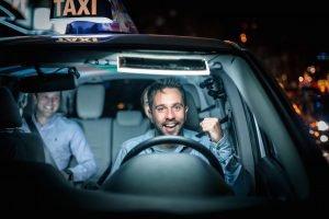 Alexandre Barrette reprendra la route à bord de son Taxi payant