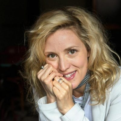 Thanksgiving : Evelyne Brochu dans la nouvelle série de Nicolas Saada