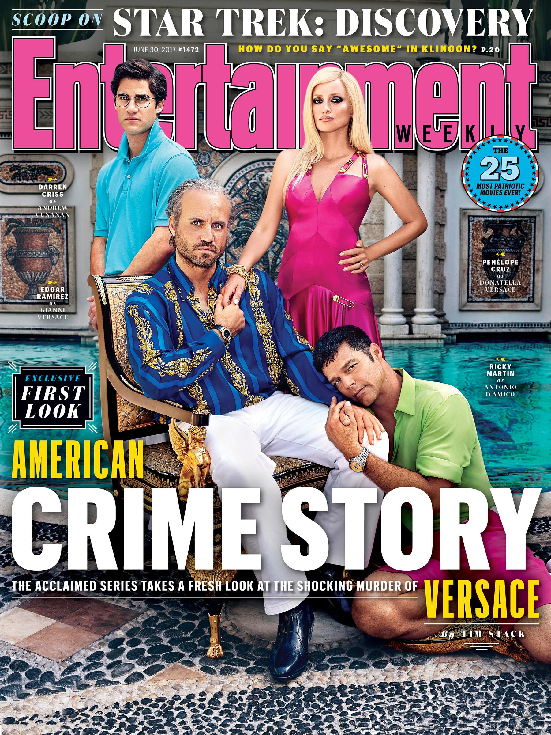 Gianni Versace American Crime Story