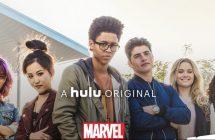 Marvel's Runaways : la première fait un tabac sur Showcase