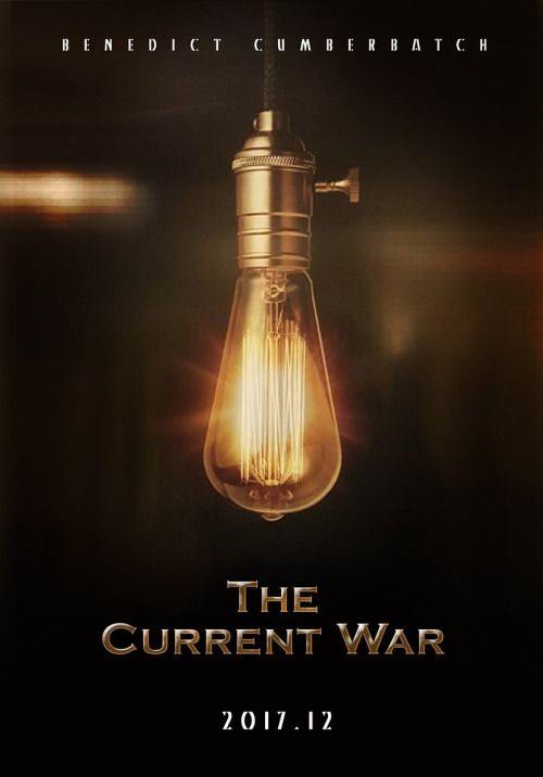 The Current War poster