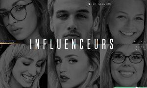 INFLUENCEURS: un portrait de six jeunes vedettes du numérique