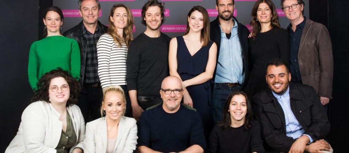 Hubert et Fanny: Radio-Canada dévoile les premières images