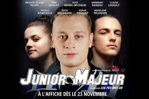 Junior Majeur – Critique du film d'Éric Tessier