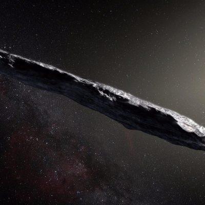'Oumuamua: l'asteroid 1I/2017 U1 provient d'un autre système solaire
