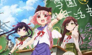 School-Live! : un film live de Gakkou Gurashi! pour 2018?