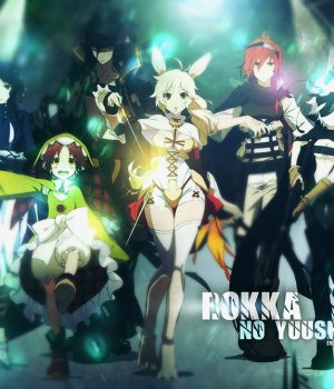 Rokka, Yamada-kun and the Seven Witches et Schwarzes Marken disponibles en VF