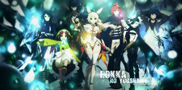 Rokka, Yamada-kun and the Seven Witches et Schwarzes Marken disponibles en VF