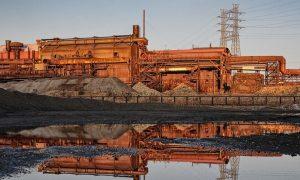 American Rust: USA commande une série pour Un arrière-goût de rouille