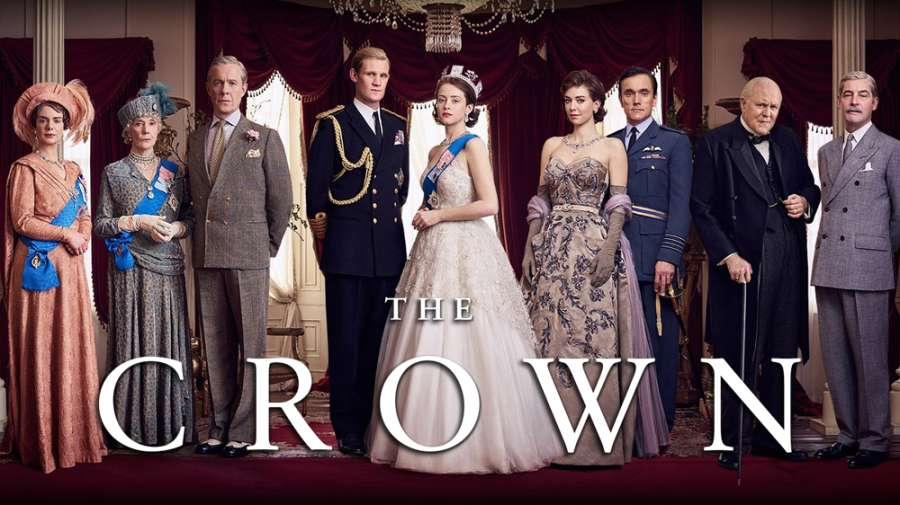 The Crown saison 2