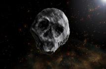 2015 TB145: l'astéroïde crâne humain s'approche de la Terre