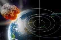 2017 YZ4: Un astéroïde «surprise» qui a presque frappé la Terre