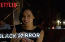 Black Mirror saison 4: une bande-annonce pour Hang the DJ
