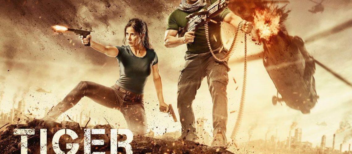 Tiger Zinda Hai: Salman Khan fait face à une meute de loups