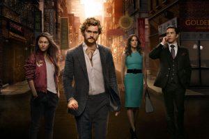 Iron Fist saison 2: Alice Eve se joint à la série Netflix