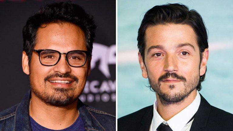 Michael Peña et Diego Luna