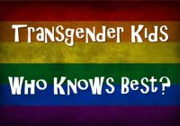 Transgender Kids: Who Knows Best? : pourquoi la CBC a annulé la diffusion?