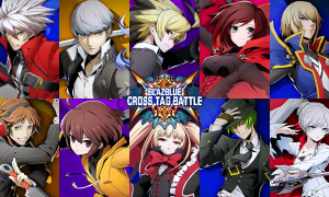 Blazblue Cross Tag Battle: l'arrivée de Ruby Rose de la série RWBY