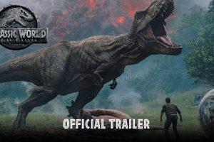 Jurassic World: Fallen Kingdom: ENFIN la première bande-annonce !!