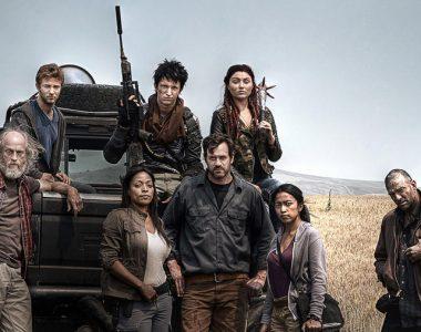 Z Nation: une saison 5 pour la série zombie de Syfy