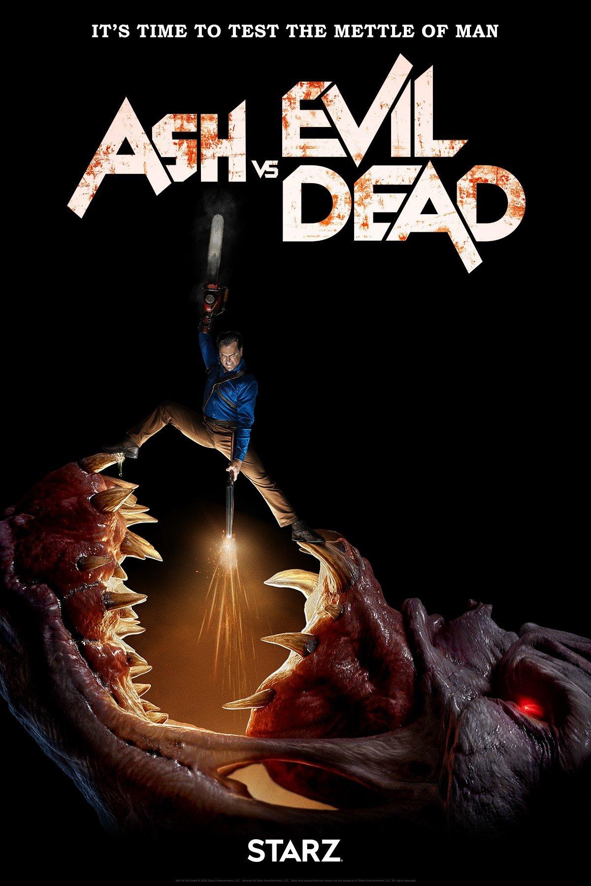 Ash vs Evil Dead saison 3
