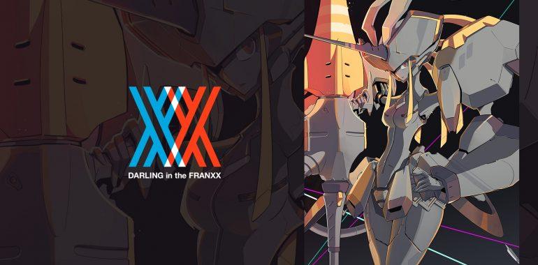 DARLING in the FRANXX: Crunchyroll diffuse la nouveauté des studios Trigger et A-1 Pictures