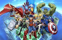 Marvel Future Avengers: l'animé aura une seconde saison