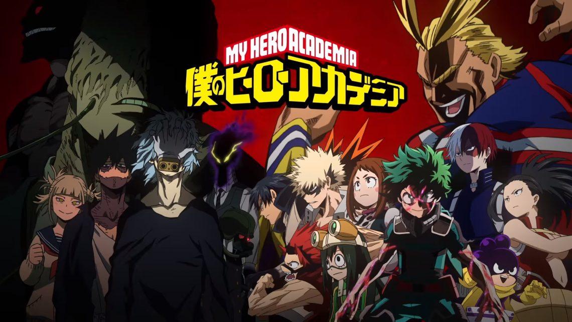 My Hero Academia saison 3: Une date pour la nouvelle saison