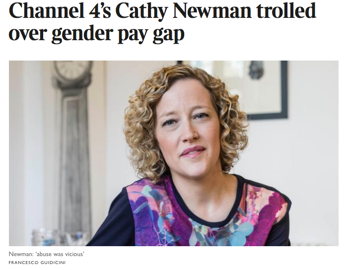 Jordan Peterson vs Cathy Newman