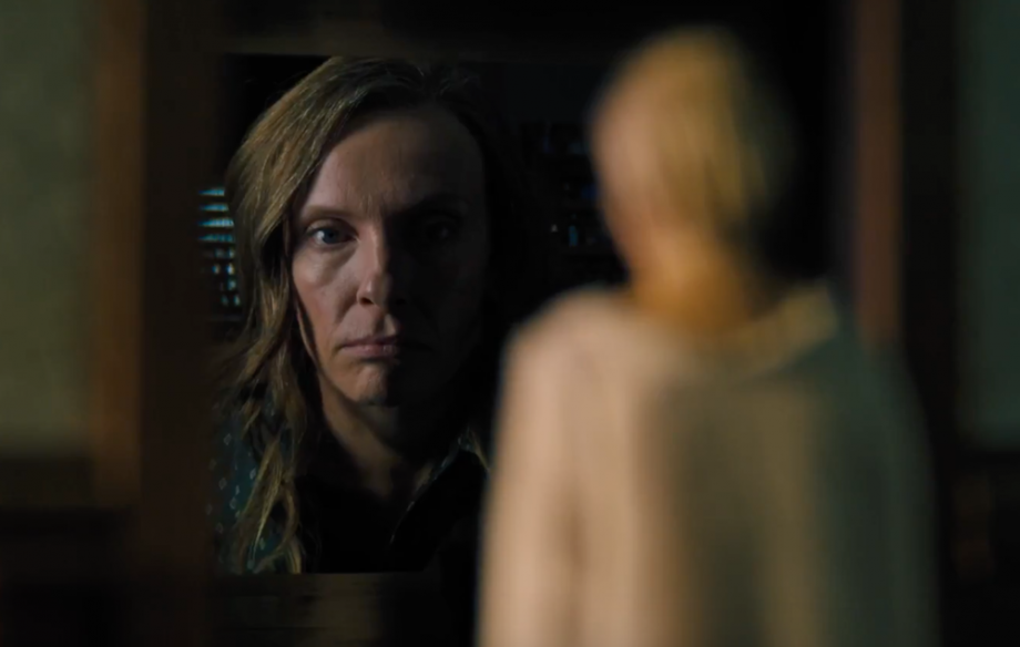 Hereditary stars Toni Collette Credit: A24