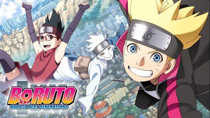 Boruto: Naruto Next Generations: un nouvel arc dès le 10 janvier sur ADN