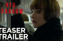 Red Sparrow: Jennifer Lawrence en dangereuse espionne russe