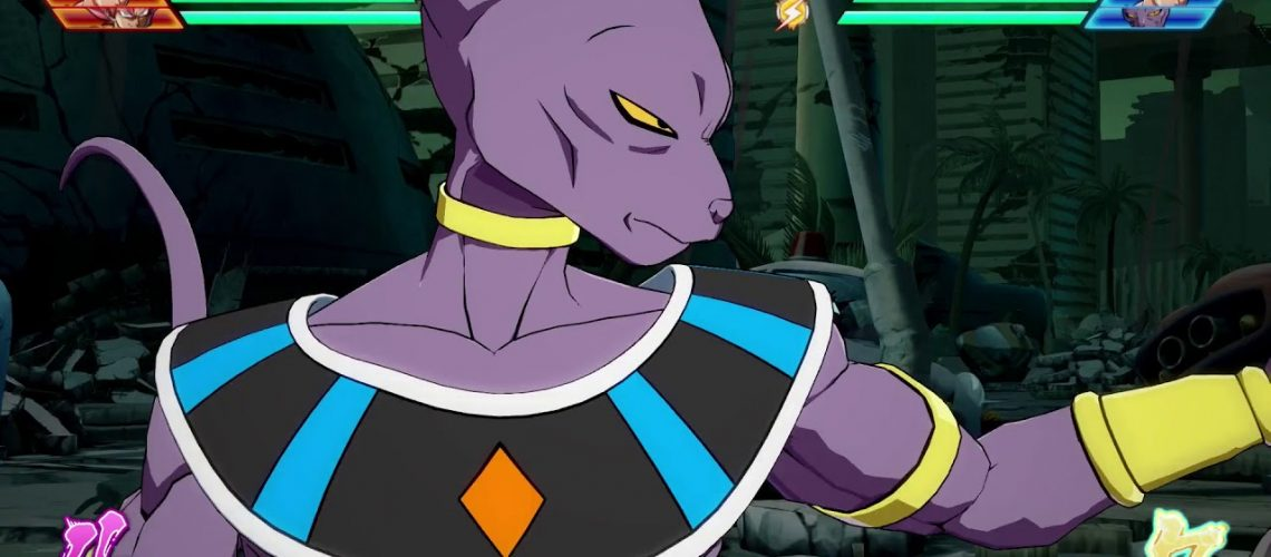 Dragon Ball FighterZ: une bande-annonce pour Beerus