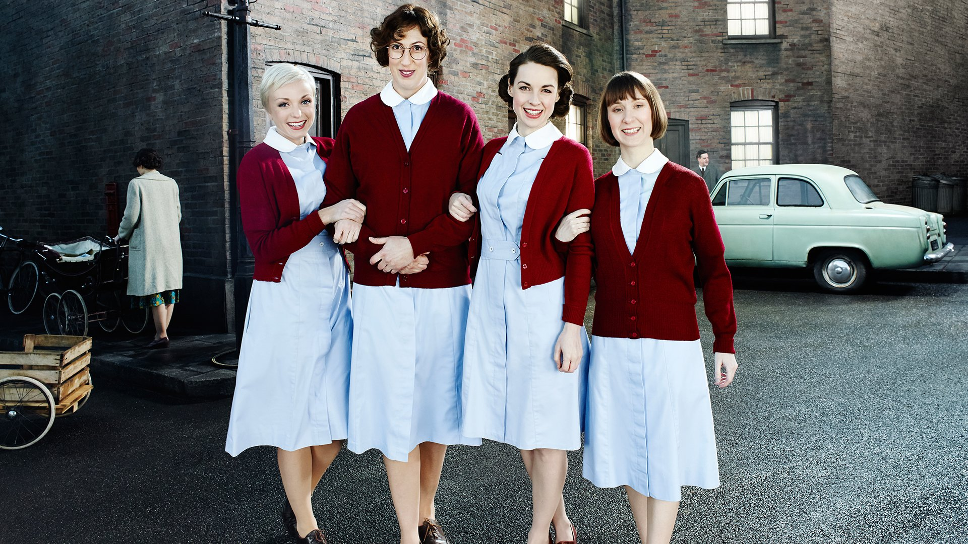 Call the Midwife saison 7