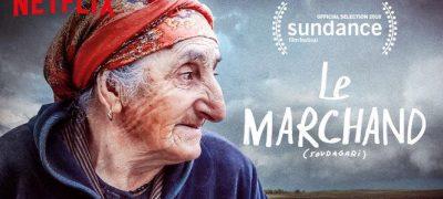 Le Marchand: Le documentaire primé par Sundance débarque sur Netflix.