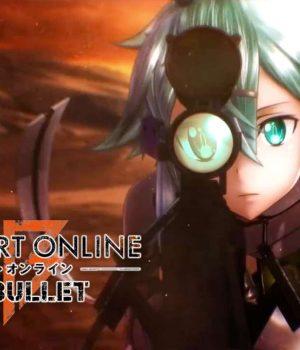 Sword Art Online: Fatal Bullet: un animé spécial pour le jeu vidéo