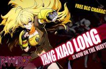 Yang Xiao Long de RWBY rejoint le jeu BlazBlue Cross Tag Battle