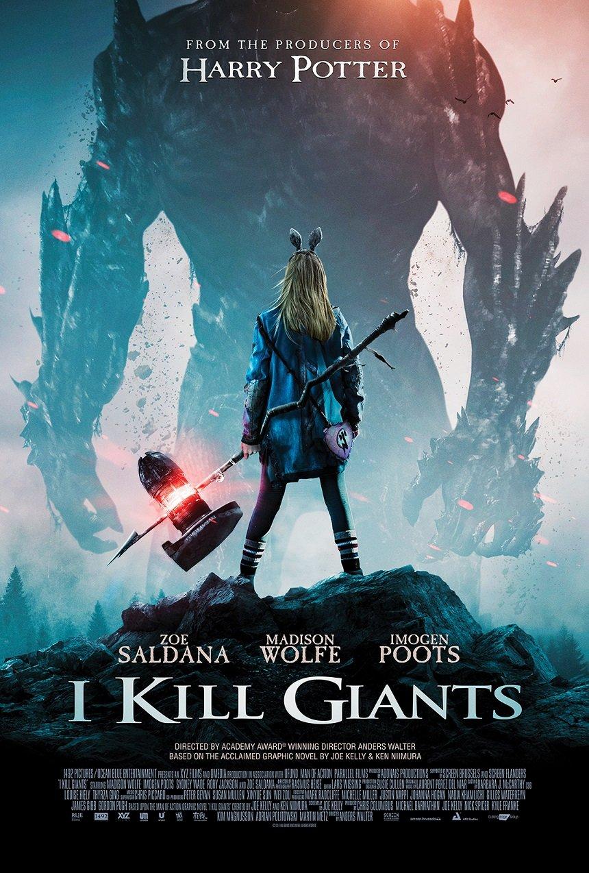 I Kill Giants poster