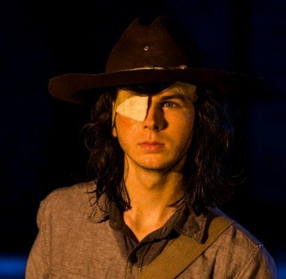 The Walking Dead saison 8: En mémoire de Carl Grimes