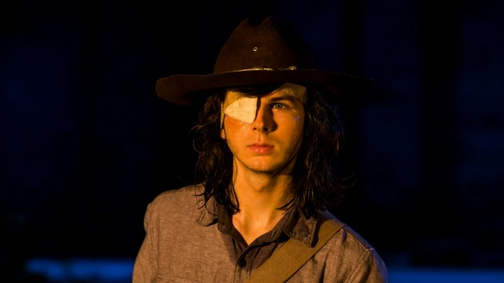 The Walking Dead saison 8: En mémoire de Carl Grimes